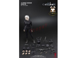 Verycool 1/6 VCF-2033B Female Assassin - Catch Me_ Box Set _Strabismus scar head VC056Z