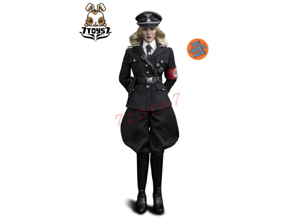 [Pre-order] Verycool 1/6 VCF-2036 German Female Officer_ Box Set _VC060Z