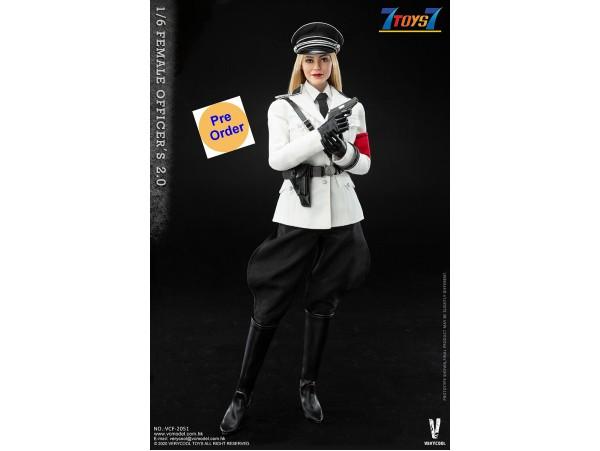 [Pre-order deposit] Verycool 1/6 VCF-2051 Female Officer 2.0_ Box Set _VC073Z