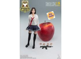[Pre-order deposit] Verycool 1/12 VCF-3001 Palm Treasure Series - Campus Gun Girl_ Box Set _VC069Z