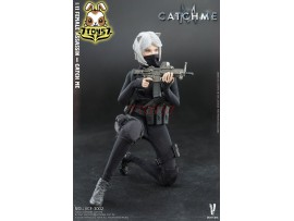 Verycool 1/12 VCF-3002 Palm Treasure Series - Female Assassin: Catch Me_ Box Set _VC070Z