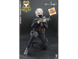 [Pre-order deposit] Verycool 1/12 VCF-3002 Palm Treasure Series - Female Assassin: Catch Me_ Box Set _VC070Z