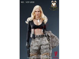 Verycool 1/6 VCF2030 Digital Camouflage Women Soldier – Max_ Box Set _Now VC046Z