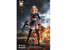 Verycool 1/6 VC-CF-03 Wefire of Tencent Game Third Bomb: Blade Girl_ Box Set _Now VC049Z