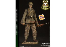 [Pre-order] Virtual Toys 1/12 VG001 Pocket Elite Series: WWII German Army - Panzergrenadier_ Box _VTS VS021Y