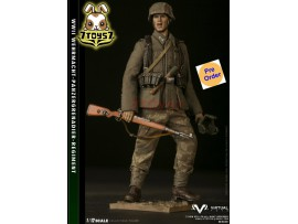 [Pre-order deposit] Virtual Toys 1/12 VG002 Pocket Elite Series: WWII Wehrmacht Panzergrenadier Regiment_ Box _VTS VS021Z