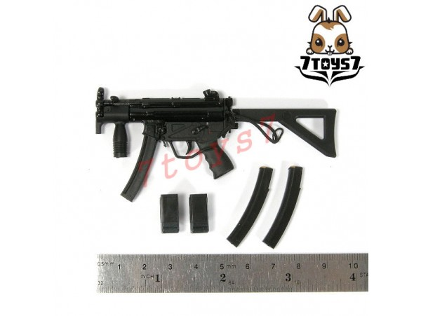 Virtual Toys 1/6 Agent Hunter_ MP5-PDW Submachine Gun_Mission Impossible VS007I