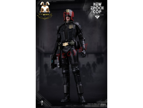 Virtual Toys 1/6 VM013 New JUDGE DREDD EPOCH COP_ Box Set _VTS Now VS008Z