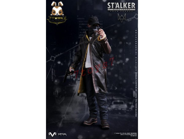 Virtual Toys 1/6 VM016 Nightmare Stalker_ Box Set _Adam Pearce Now VS011Z