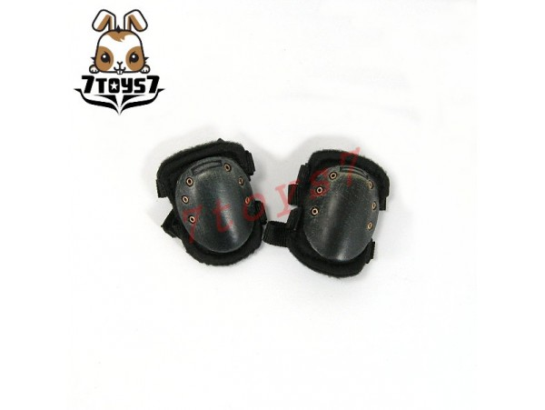 Virtual Toys 1/6 VM017 The Darkzone Agent_ Knee Pads _VTS Video games Now VS012K