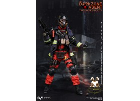 Virtual Toys 1/6  VM-018 The Darkzone Agent - Renegade_ Box Set _VS013Z