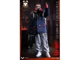 Virtual Toys 1/6 VM022 The Darkzone Rioter_ Box Set _Video Games VTS Now VS016Z
