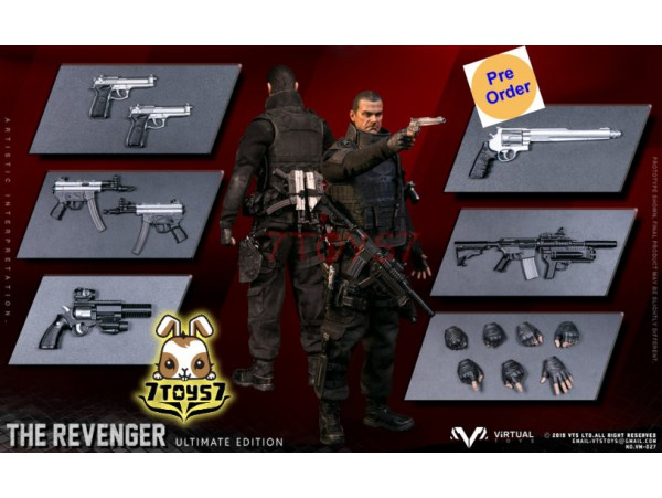 [Pre-order] Virtual Toys 1/6 VM-027 The Revenger (Ultimate Edition)_ Box Set _VTS VS020Z