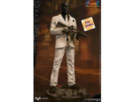 [Pre-order deposit] Virtual Toys 1/6 VM029 Black Skull_ Box Set _VTS VS025Z