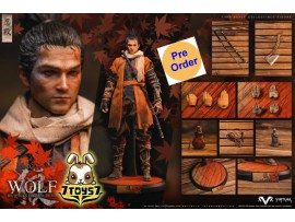 [Pre-order deposit] Virtual Toys 1/6 VM-030 The wolf of Ashina_ Standard Box _VTS VS023Z