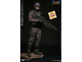 [Pre-order deposit] Virtual Toys 1/6 VM-037 Starship Force-Team Leader_ Box Set _VTS VS037Z