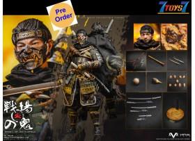 [Pre-order deposit] Virtual Toys 1/6 VM-038 Ghost of Battlefield_ Standard Box Set _VTS VS038Z