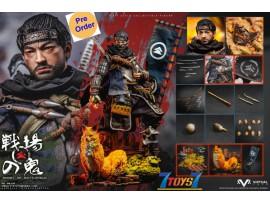 [Pre-order deposit] Virtual Toys 1/6 VM-036DX Ghost Of Battlefield_ Collector Box Set _VTS VS038Y