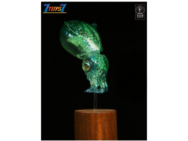 [Pre-order deposit] Vision Amazing Bobtail Squid_ Green _VN001A