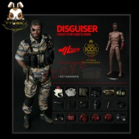WJL Toys 1/6 Disguiser_  Figure Box Set _Video Games Now WJL001Z
