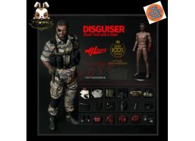[Pre-order] WJL Toys 1/6 Disguiser_  Box Set _WJL001Z