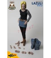 WJL Toys 1/6 LAZULI_ Box Set _RR18 Japanese Comics WJL002Z