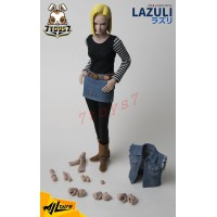 WJL Toys 1/6 LAZULI_ Box Set _Japanese Comics WJL002Z