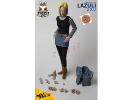[Pre-order] WJL Toys 1/6 LAZULI_ Box Set _Japanese Comics WJL002Z