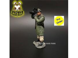 [Pre-order deposit] War Park 1/30 KH032 LSSAH war reporter with movie camera_ Figure _WP002L