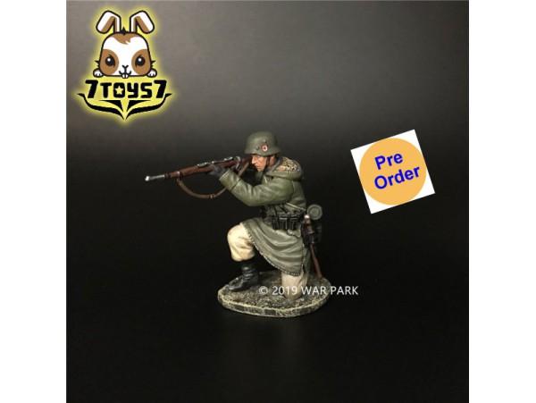 [Pre-order deposit] War Park 1/30 KH059 LSSAH Soldier Kneeling Firing with 98k_ Figure _WP004J