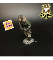 [Pre-order deposit] War Park 1/30 KH061 LSSAH Soldier Running with a 98k_ Figure _WP004L