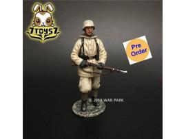 [Pre-order deposit] War Park 1/30 KH074 German Soldier is Marching with 98k C_ Figure _WP005D
