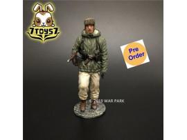 [Pre-order deposit] War Park 1/30 KH075 German Soldier is Marching with 98k D_ Figure _WP005E