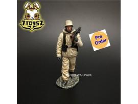 [Pre-order deposit] War Park 1/30 KH076 German Soldier is Marching with MG42_ Figure _WP005F