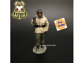 [Pre-order deposit] War Park 1/30 KH077 German Soldier is Marching with 98k E_ Figure _WP005G