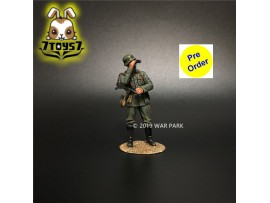 [Pre-order deposit] War Park 1/30 KU012 Grog deutschland Feldwebel w/ Binoculars_ Figure _WP007C