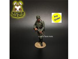 [Pre-order deposit] War Park 1/30 KU013 Grog deutschland Soldier w/ 98k Rifle_ Figure _WP007D