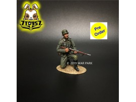 [Pre-order deposit] War Park 1/30 KU014 Grog deutschland Soldier w/ 98k Rifle_ Figure _WP007E