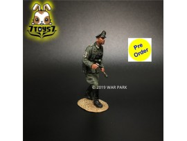 [Pre-order deposit] War Park 1/30 KU017 Grog deutschland Officer w/ Pistol_ Figure _WP007H