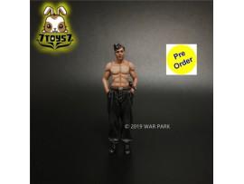 [Pre-order deposit] War Park 1/30 KU022 Grog deutschland Tank Crew_ Figure _WP008E