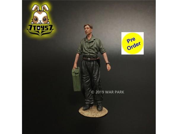 [Pre-order deposit] War Park 1/30 KU023 Grog deutschland Tank Crew_ Figure _WP008F