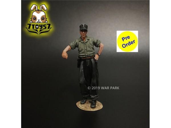 [Pre-order deposit] War Park 1/30 KU026 Grog deutschland Tank Crew_ Figure _WP009A