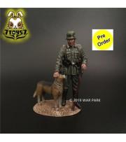 [Pre-order deposit] War Park 1/30 KU029 Grog deutschland Soldier_ Figure _WP009D