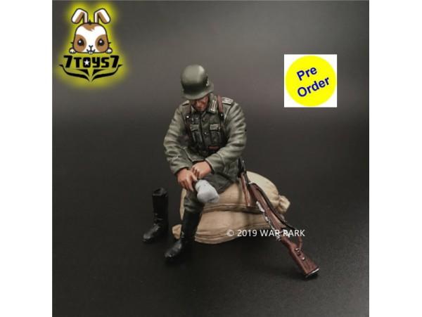 [Pre-order deposit] War Park 1/30 KU030 Grog deutschland Soldier_ Figure _WP009E