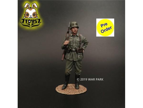 [Pre-order deposit] War Park 1/30 KU031 Grog deutschland Soldier_ Figure _WP009F