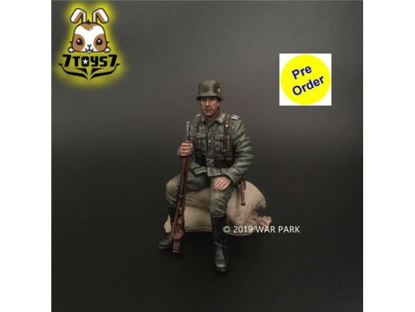 [Pre-order deposit] War Park 1/30 KU032 Grog deutschland Soldier_ Figure _WP009G