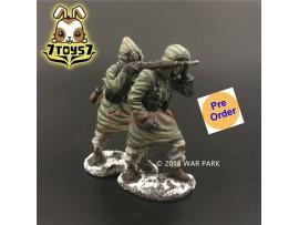 [Pre-order deposit] War Park 1/30 KH005 KH006 LSSAH shooting_ Figure _WP001E