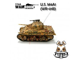 War Room 1/144 M4A1 US Sherman Tank #B WR001B