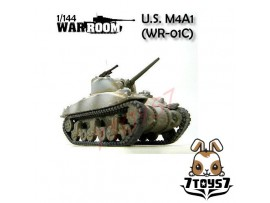 War Room 1/144 M4A1 US Sherman Tank #C WR001C