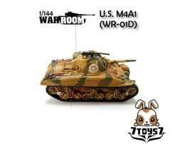 War Room 1/144 M4A1 US Sherman Tank #D WR001D